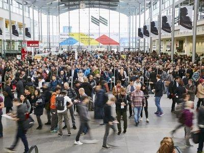 ISPO návštěva přes 85.000 lidí / foto: ISPO