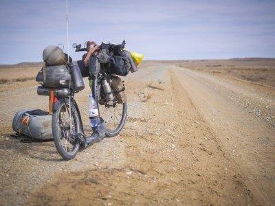 Samota Kazachstánu / foto: Blandine