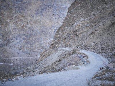Krásná cesta na koloběžku / foto: Blandine