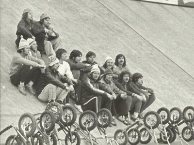 24 hodin, Třebešín 1975 / foto: JAS Plzeň