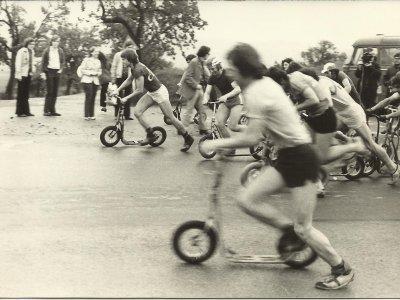 Jedna z prvních Rollo lig - Barrandov 1970 / foto JAS Plzeň