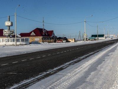 Na cestě po Sibiři