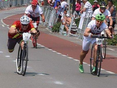 Mistrovství světa Holandsko - sprinty