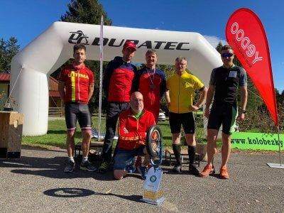 Šest historických vítězů Rollo ligy bylo na startu i v posledním kole ligy 2020 - Pelc (4 tituly), Provod (12), Pešta (2), Točík (1), Kulka (2), Seemann (4)