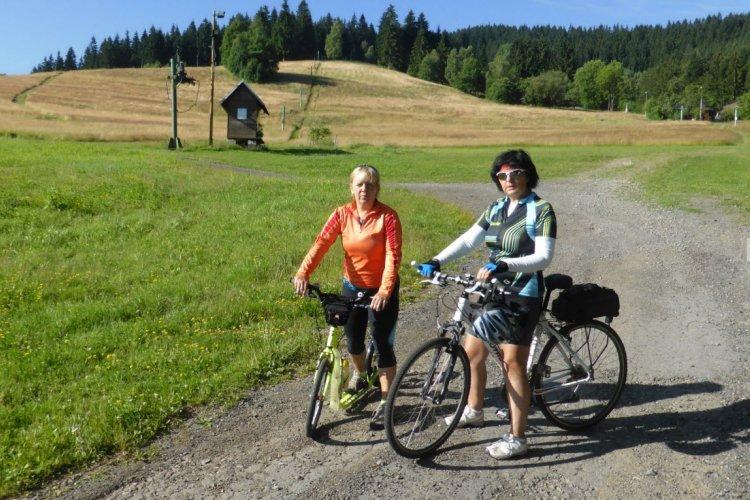 Prvních 100km na koloběžce - Jana Tomačtíková