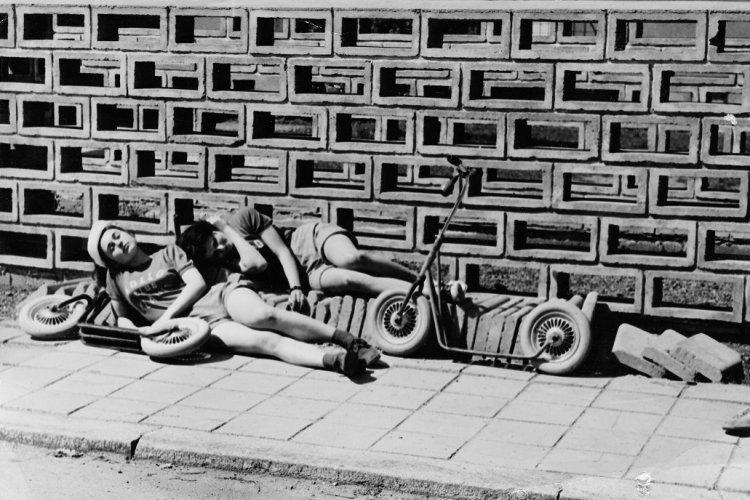 Koloběžková historie - 70. léta a začátky koloběhu na Kladně