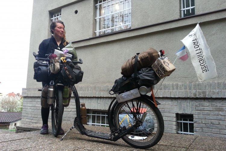 Na cestě kolem světa s Blandine