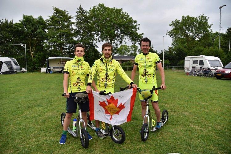 Step Elfsteden 2017 - nejtradičnější koloběžkový závod v podání Pepy Kvity