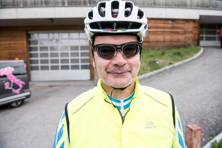 Giro d´Italia z pohledu Luboše Macháčka - díl I.