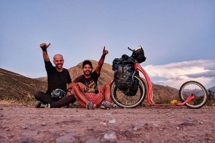 Kam až dojedeme? Velký rozhovor s Markem Jelínkem o hloubi cestovatelovy duše...