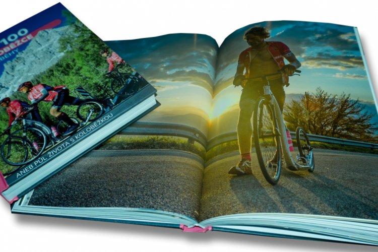 Vychází kniha GIRO 100 na koloběžce