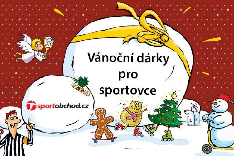 Vánoční nejen koloběžkové dárky na Sportobchod.cz