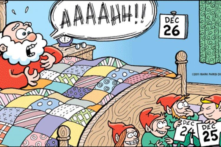 Koloběžkářská Vánoční vyjížďka a večírek již tuto sobotu!