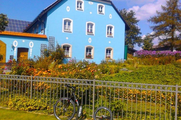 Bavorskem na koloběžce, II. část, Waldnaabtal