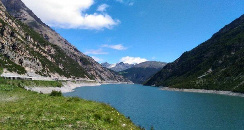 Přehrada Lago di Livigno