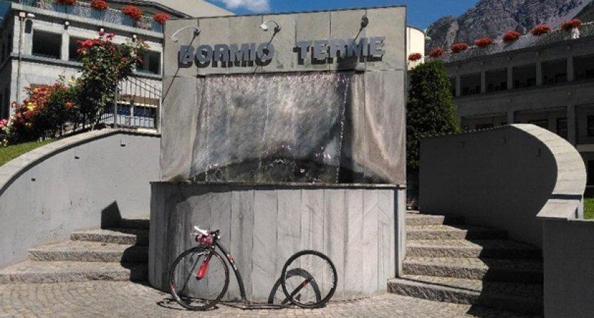 Termální lázně Bormio