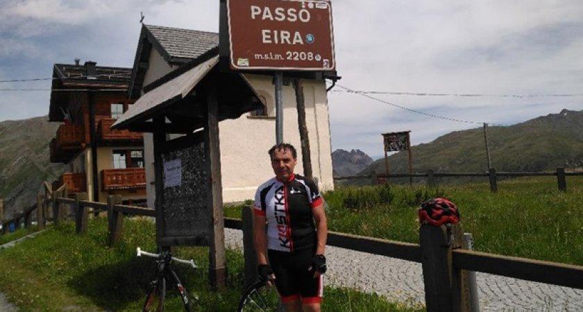 Passo Eira (2208m n/m).