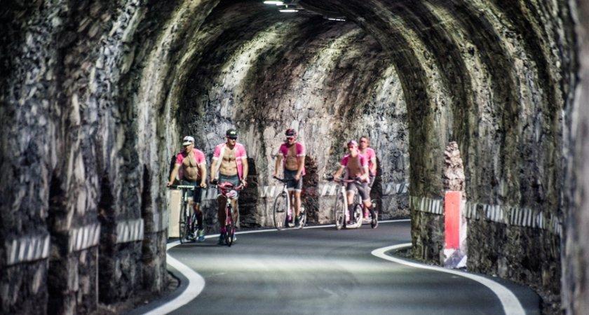 Tunel směrem na Stelvio / foto: Ivo Dvořák