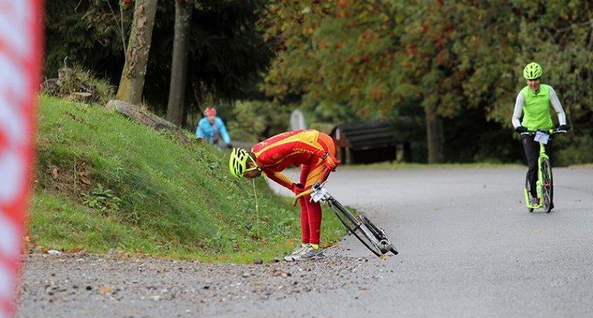 Dojezdy posledního závodu sezony bývají těžké