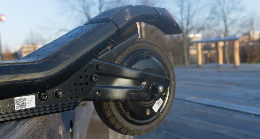 Zadní kolo s elektromotorem