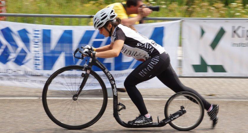 Katka Beroušková v sezoně 2011 / foto: INOV