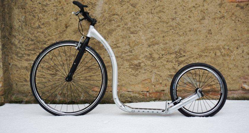 A ještě jednou v plné polní sněhové