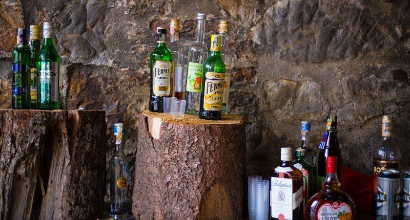 A nakonec bar