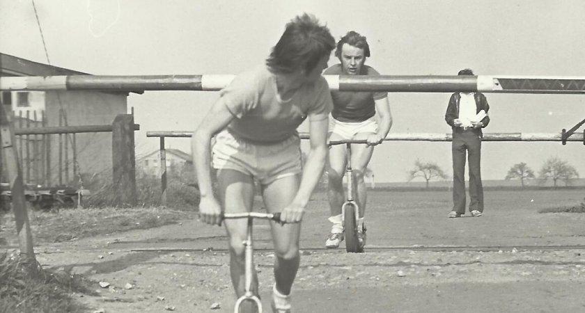 Srb, Svoboda - Rollo liga Nymburk 1975