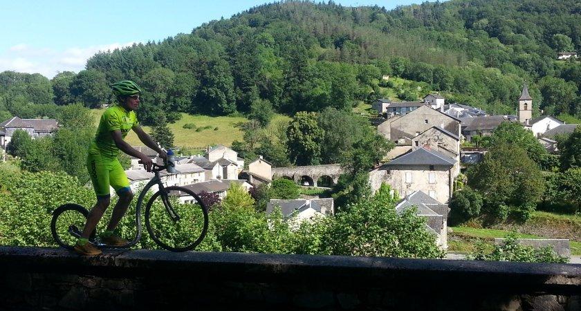 Nádherné Francouzské středohoří, alpo v laufu