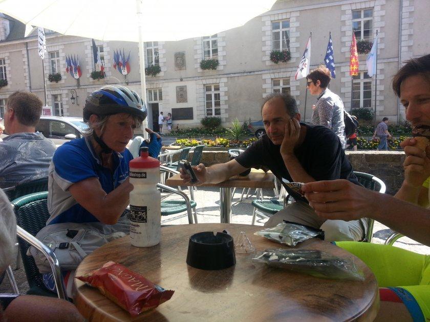 Setkání u kafíčka s p. Šmídem z Radiožurnálu