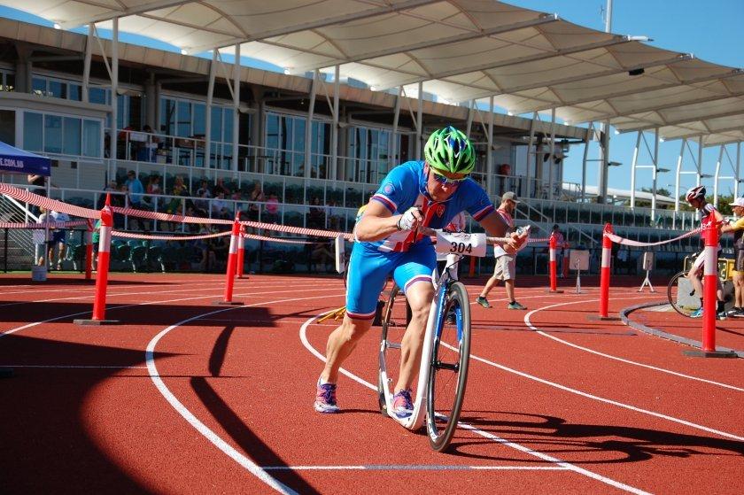 Kvalifikace sprintu / zdroj: Tomáš Pelc a AFA