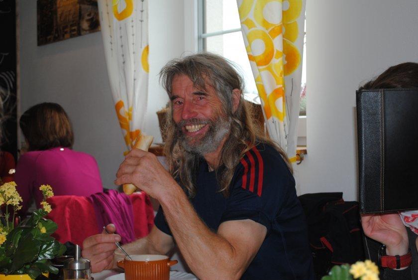 Milan Jelínek si na Šumavě vyzvedl cenu pro vítěze Seriálu dlouhého koloběhu