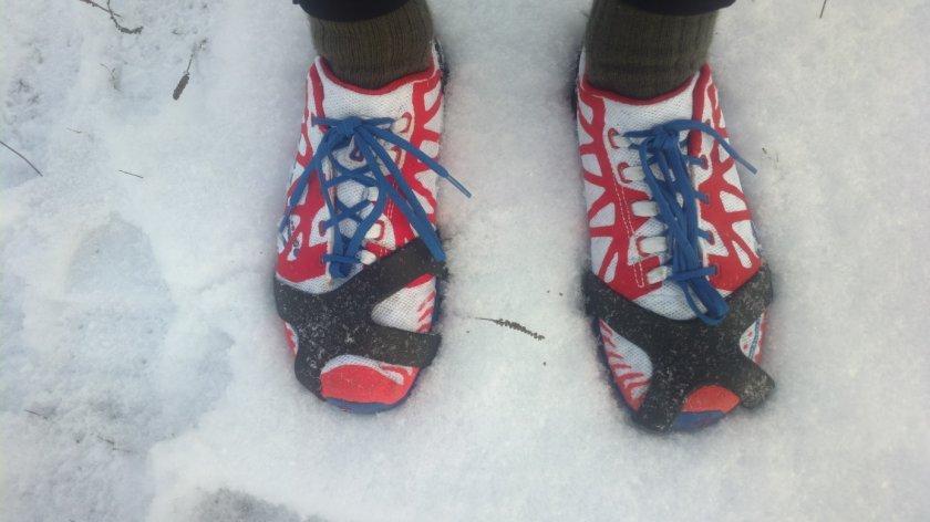 Letní boty nedoporučuji