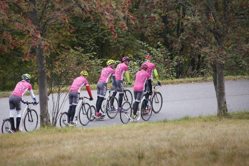 Někdo se chystá na Giro, někdo chce ujet 20km v kuse - každý trénink má tak svá specifika