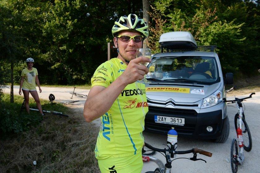 Alpo v poslední den Tour de France 2013