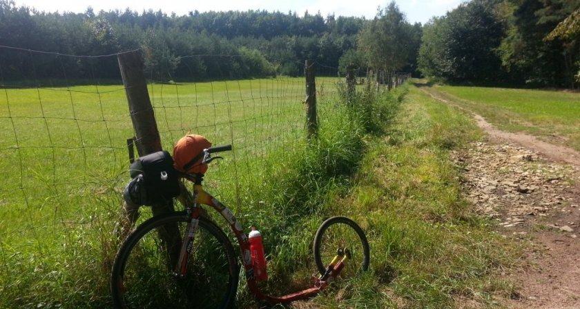 Příprava na Giro - letní toulky cestou necestou