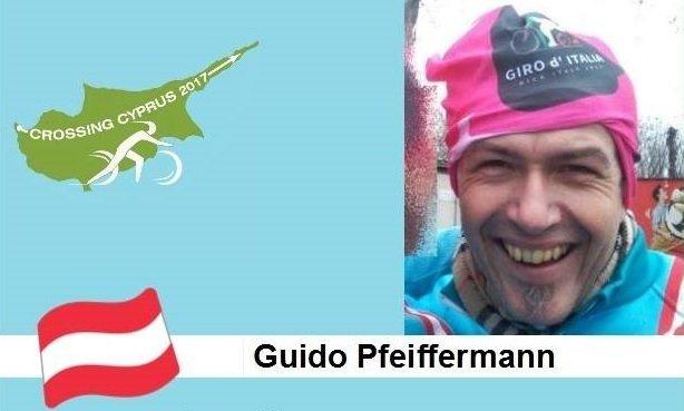 Guido, který loni přejel Kanadu