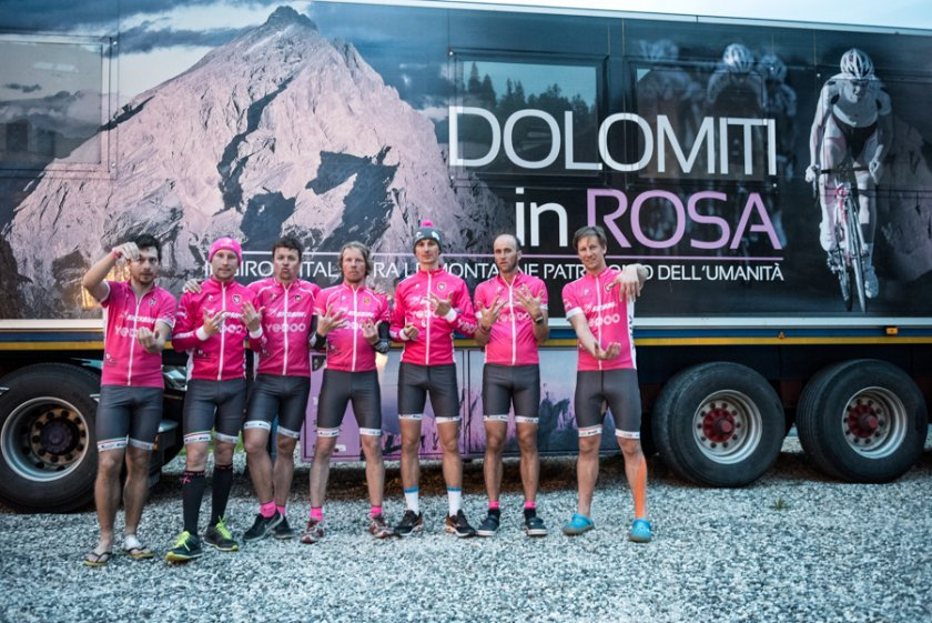 Dolomiti in Rosa - do konce zbývají tři etapy...