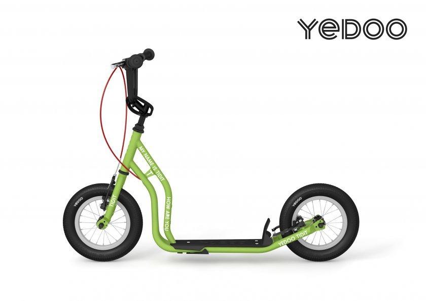 Yedoo Tidit New - koloběžka pro odvážné předškoláky 5+