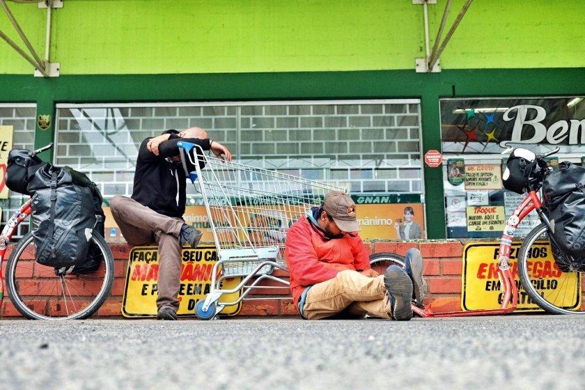 Poslední týden v Brazílii a domů, foto: Marek Jelínek