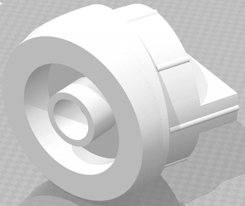 Připraveno pro 3D tisk