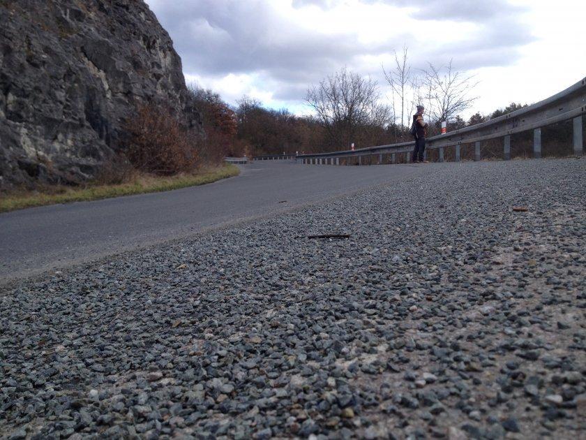Výjezd z Hostimi na Srbsko