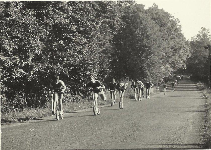 70. léta Rollo ligy