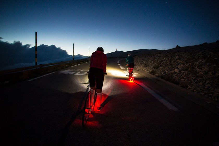 Holky a jejich poslední kilometry 3x Ventoux