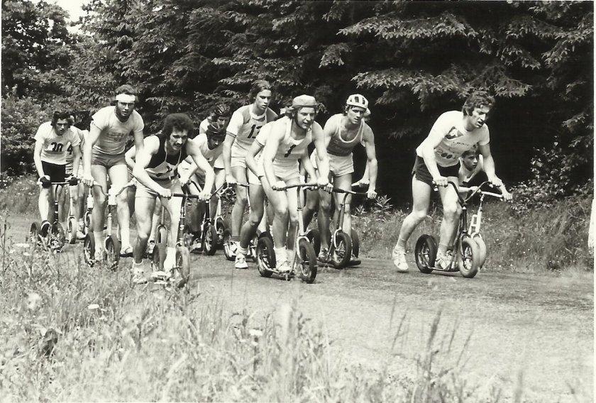 Rollo liga 70. léta