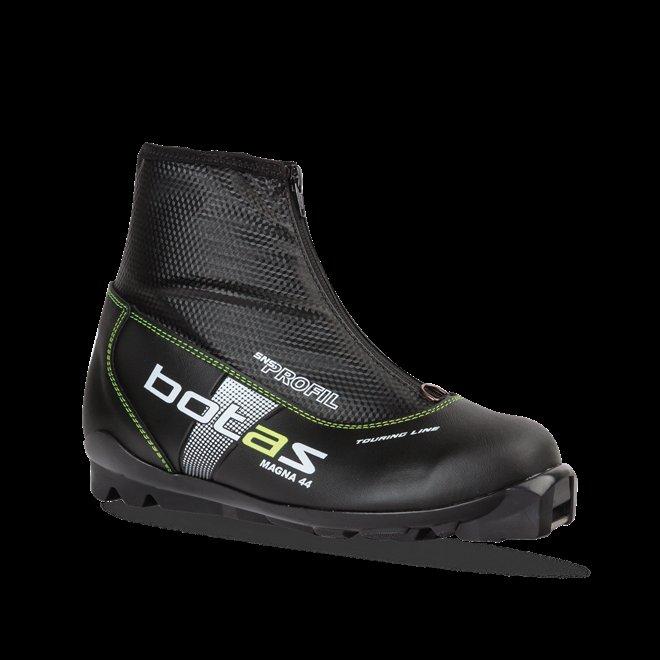 V zimě se dá dle Petra Litery jezdit i v lyžařských botách na klasiku - prostě Klasik!