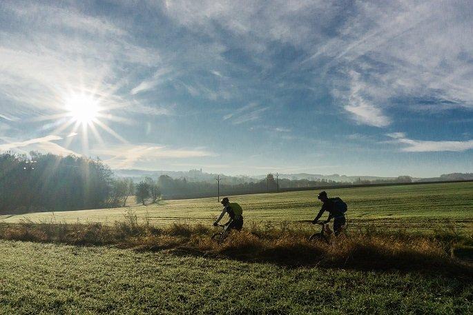 Starty etap budou plánovány na časnější ranní hodiny - nízké slunce bude tedy naším průvodcem