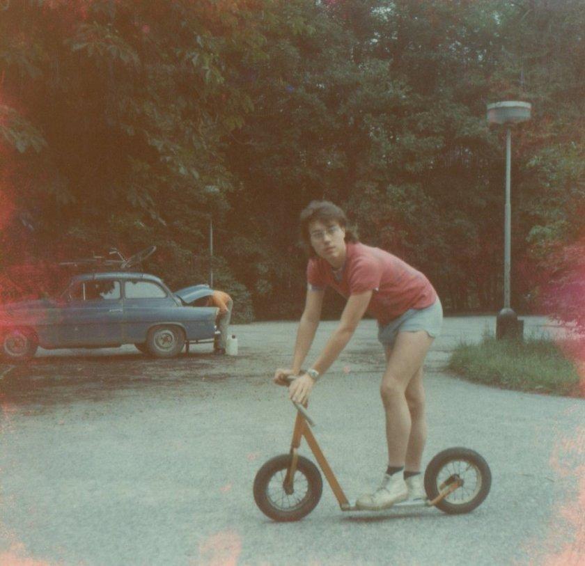 David Seemann kdysi ve Stromovce