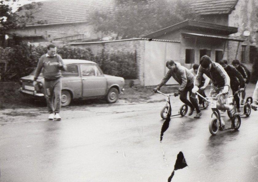 Rollo liga 70- léta